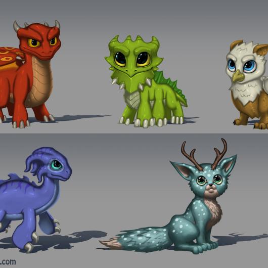 Baby Creatures