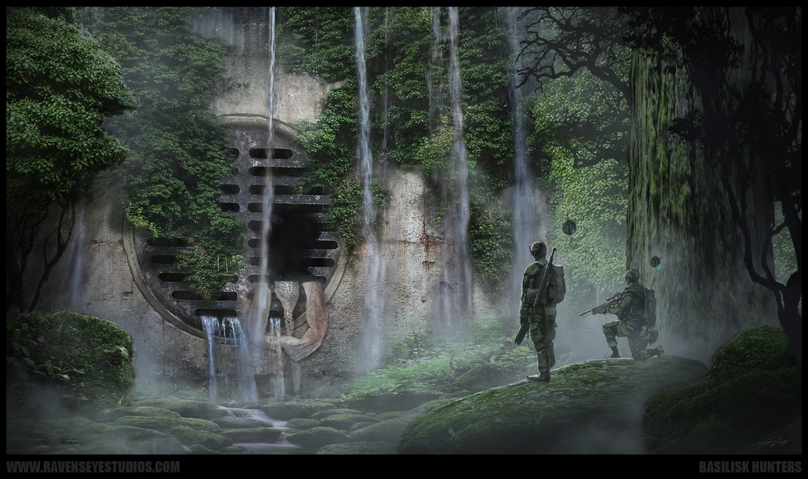Basilisk Hunters