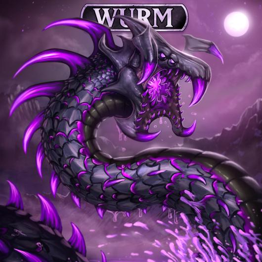 Deathtouch Wurm