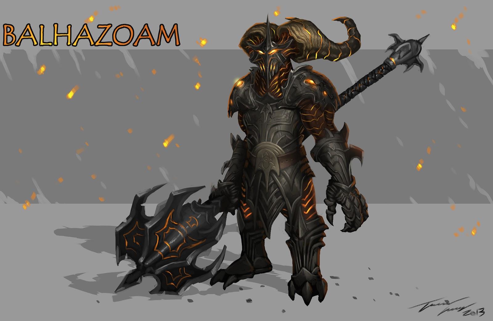 Balhazoam