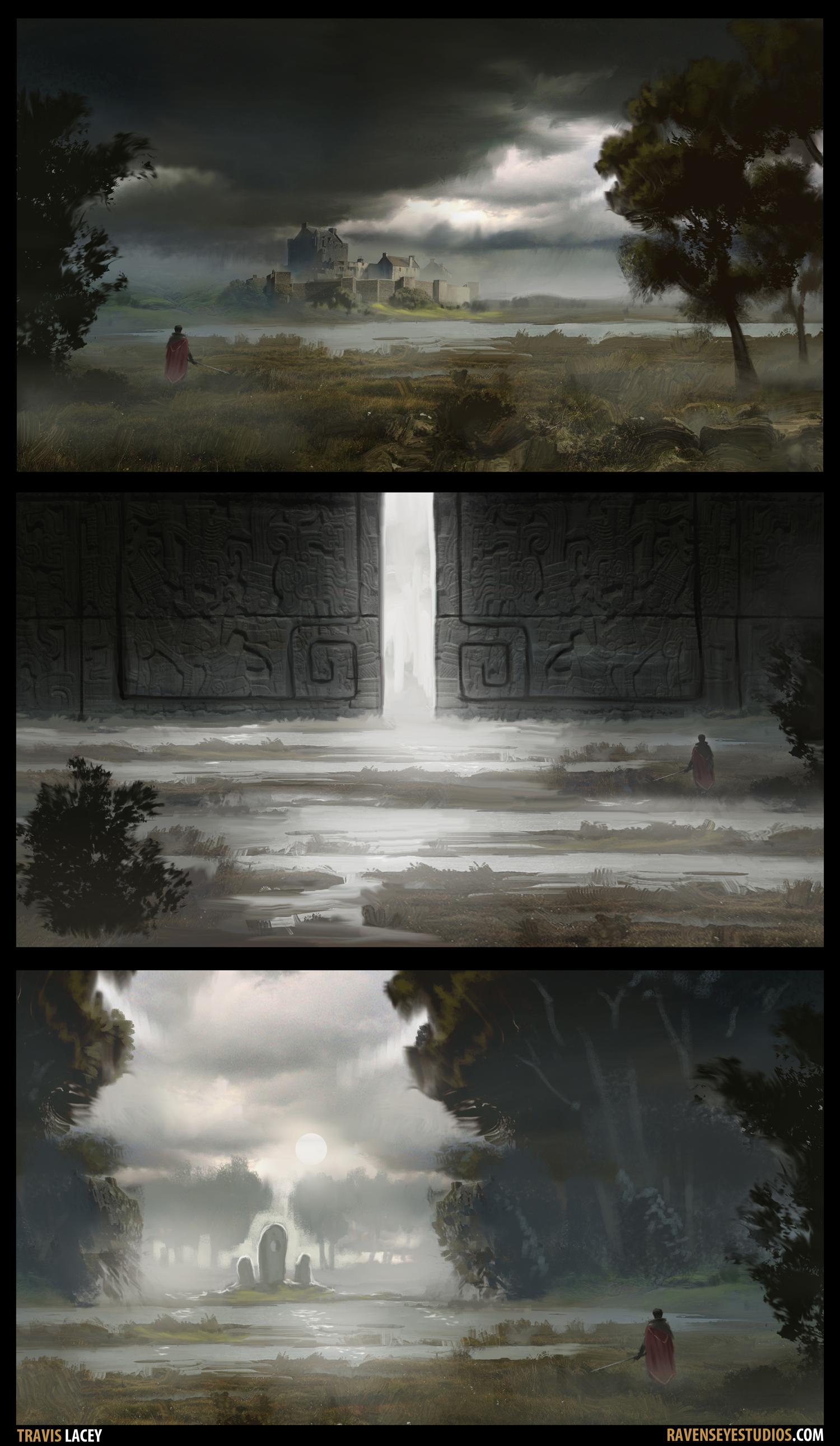 Fantasy Thumbnails