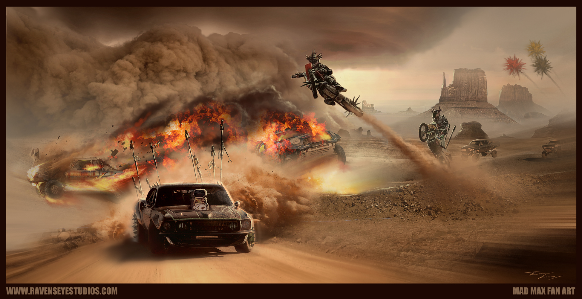 Mad Max Fan Art