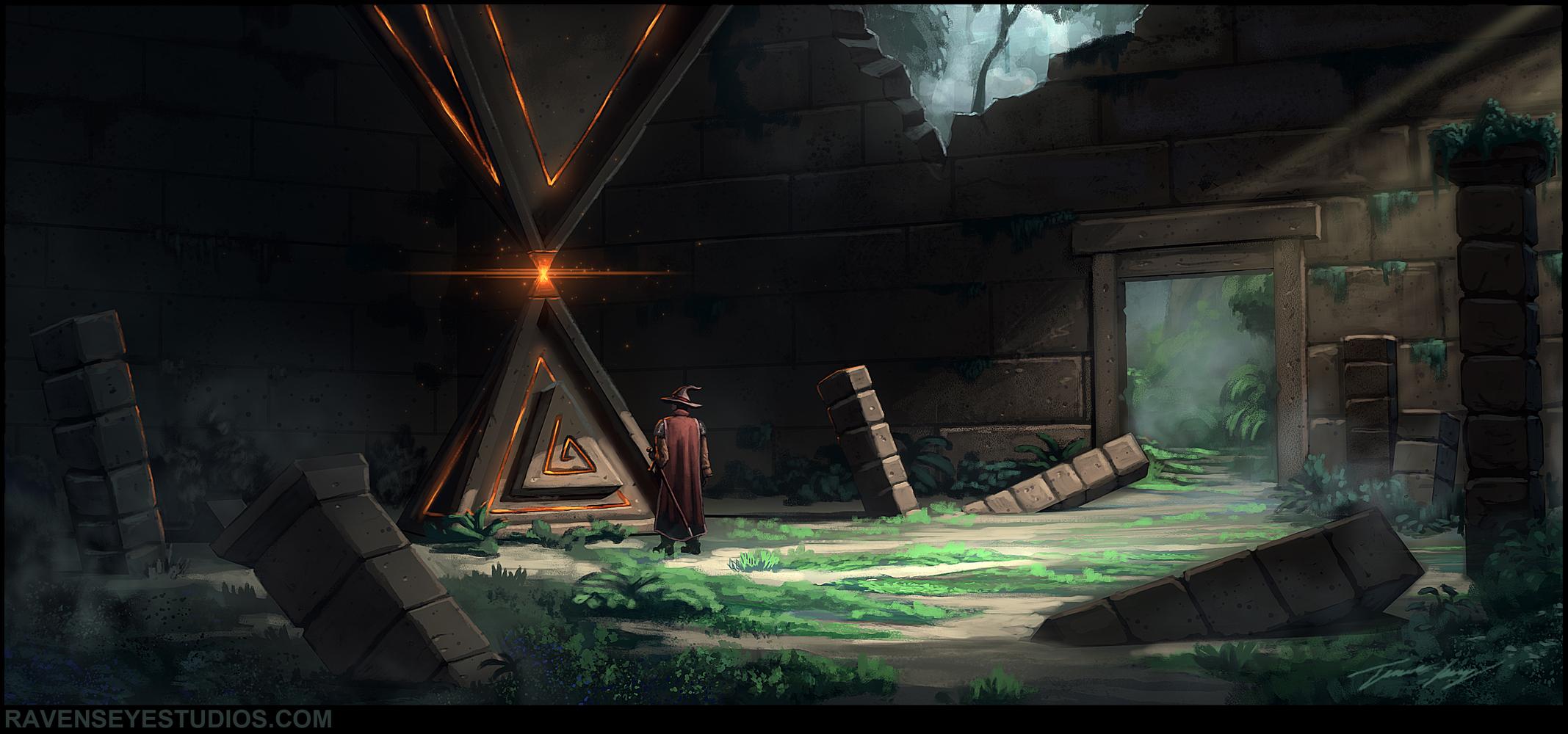 Pyramid Waypoint