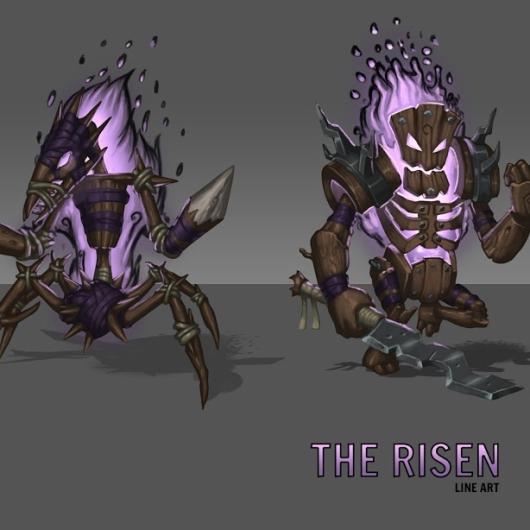 The_Risen_concept_art_evil_bad_guys_ravenseyestudios