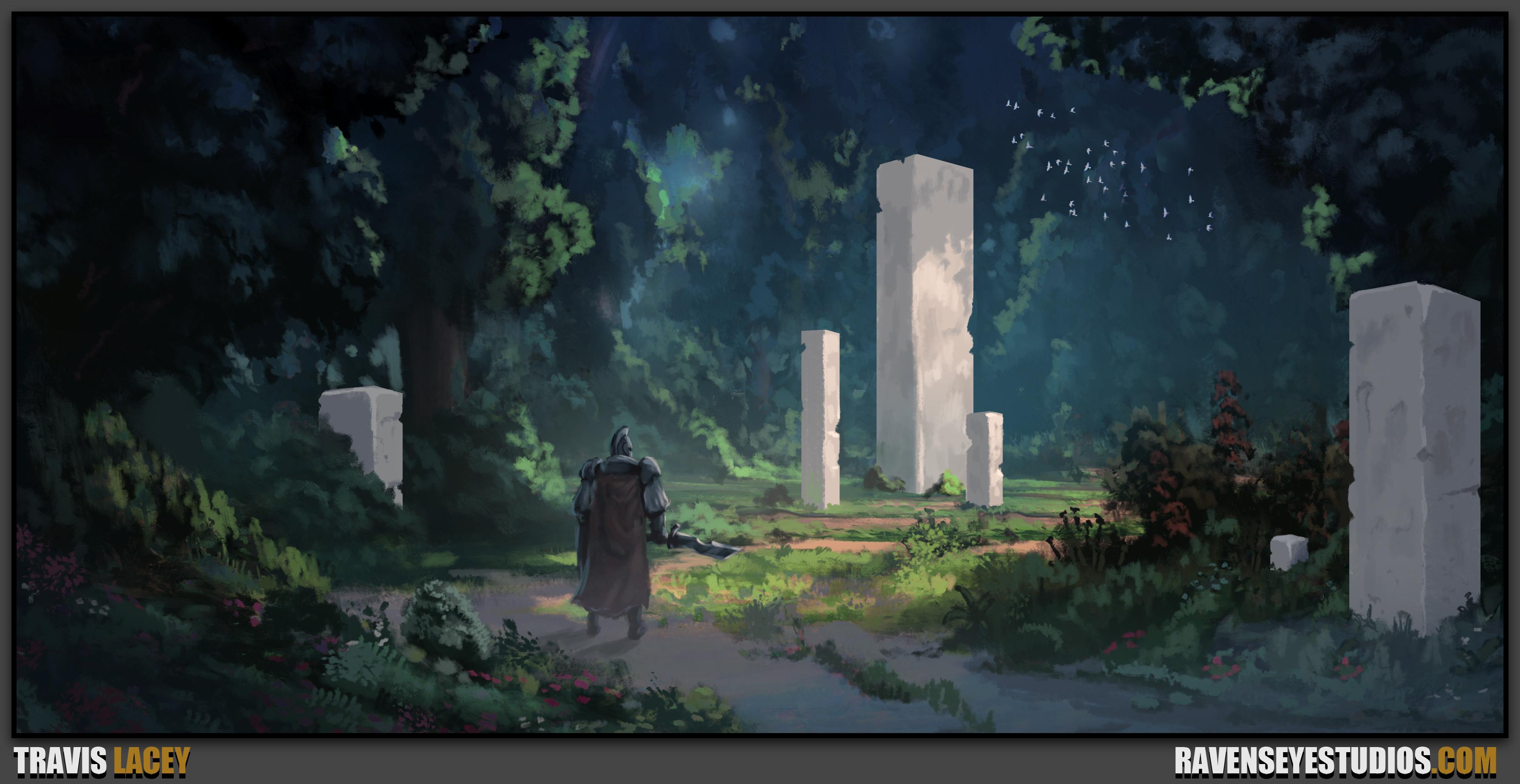Fantasy Obelisk