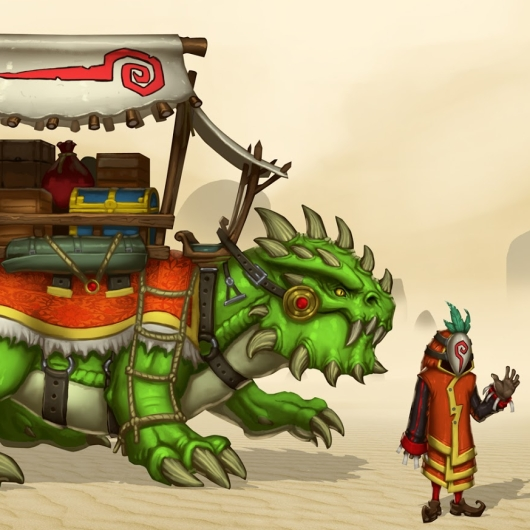 Traveling Merchant