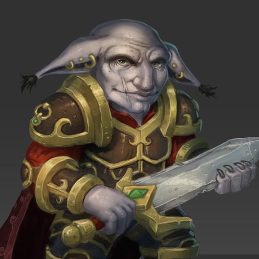 Pale Goblin