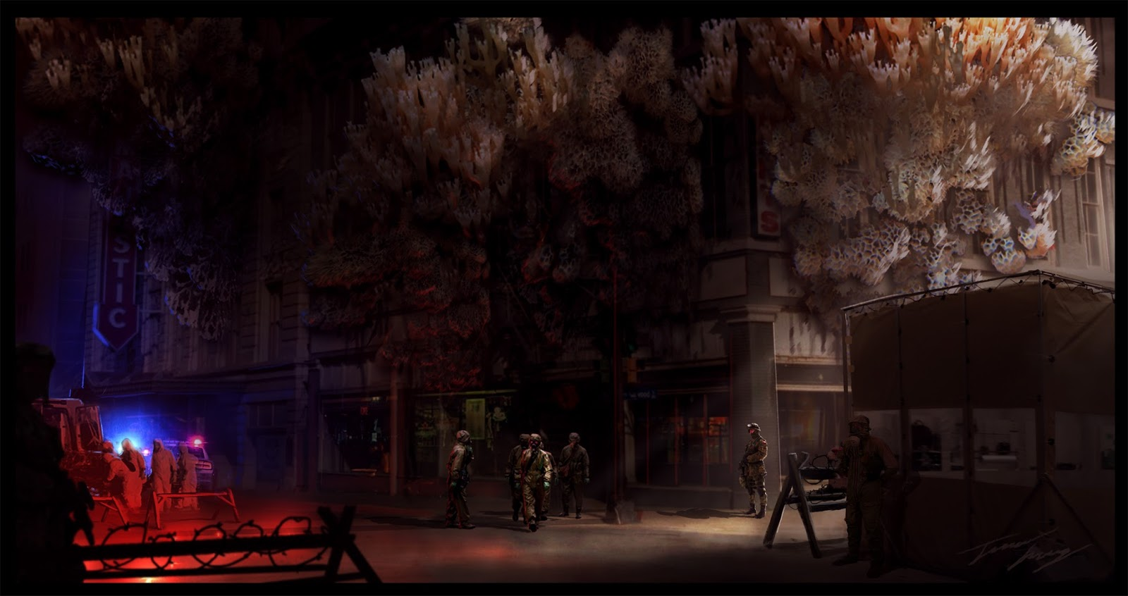 Travis_Lacey_concept_art_the_spread_quarantine_digtal_design_photo_bash