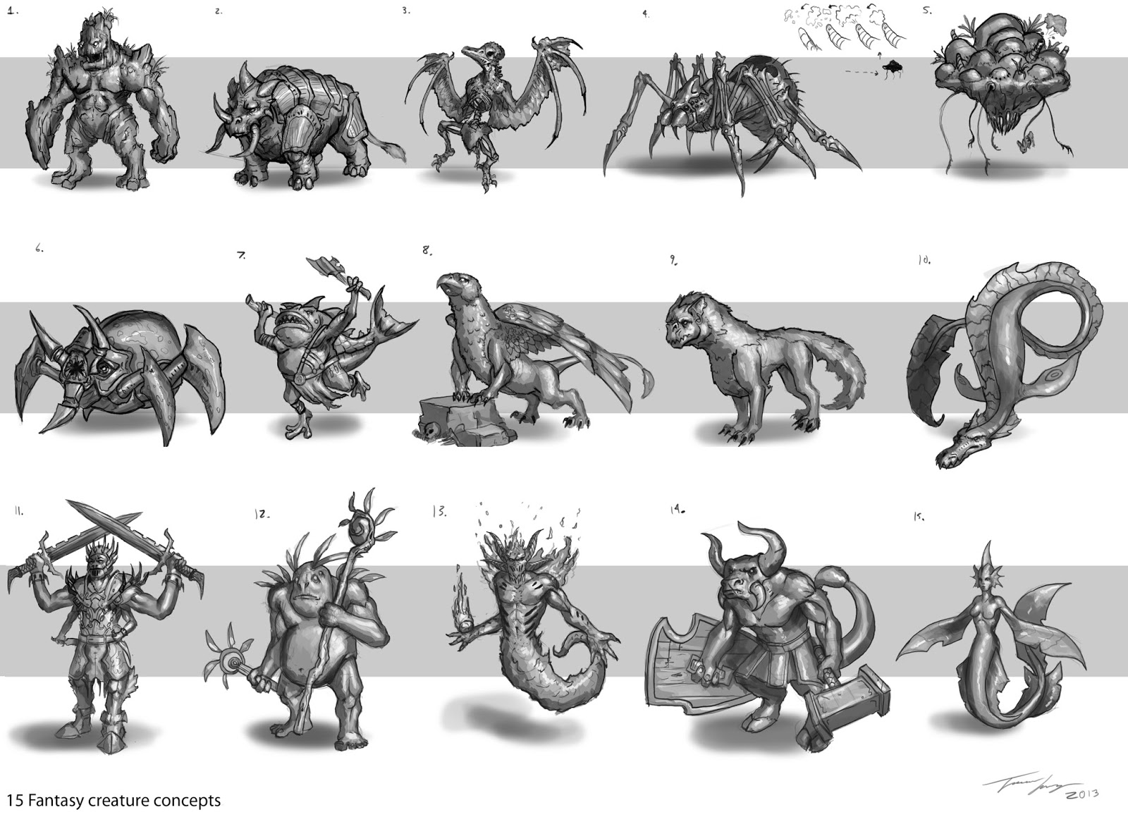 Creature Thumbs