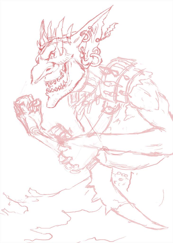 goblen sketch